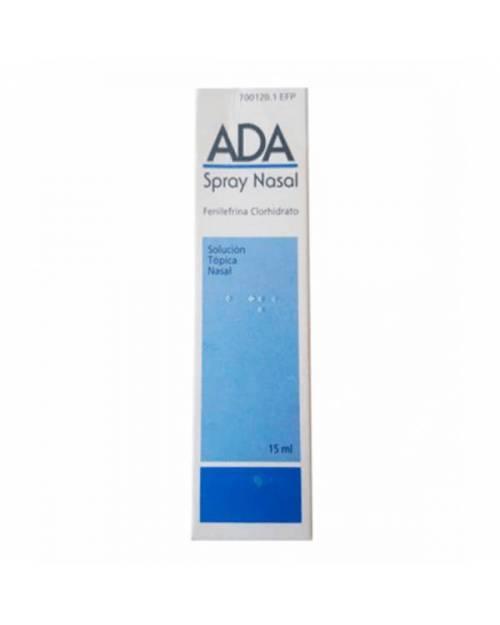 ADA (5 MG/ML NEBULIZADOR NASAL 15 ML )